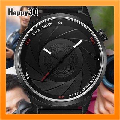 鋼帶手錶皮帶手表原創意概念錶男錶石英錶...
