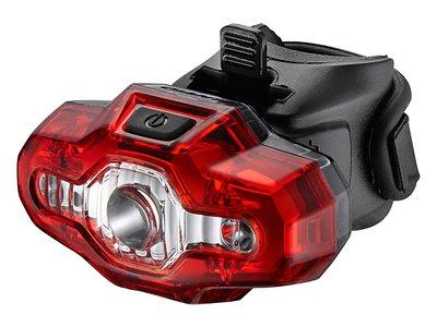 公司貨 GIANT 捷安特 NUMEN PLUS TL2 USB充電式0.5W爆閃尾燈 後燈