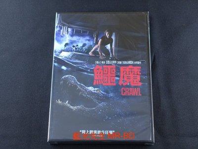 [藍光先生DVD] 鱷魔 Crawl ( 得利正版 )