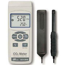 TECPEL泰菱》二氧化碳偵測器 GCH-2018 溫溼度 露點 警報設定 二氧化碳 溫度 USB
