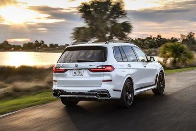 【樂駒】BMW 原廠 G07 X7 全車 M-SPORT 大包 空力套件 外觀 M-Tech M50d