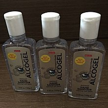 Alcogel Hand Sanitizer with Vitamin E and Aloe 100g Kills 99.9% of Germs $55枝