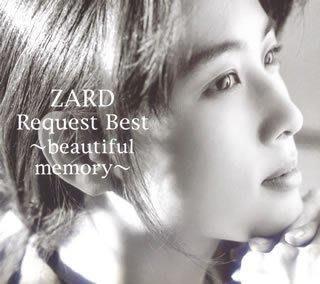 代購 ZARD 坂井泉水 Request Best beautiful memory 精選 日版 CD+DVD全新品原版