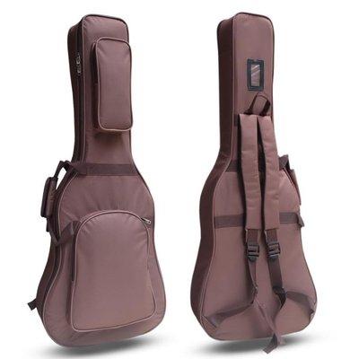 流觴吉他包40寸41寸民謠吉他琴包古典吉他雙肩背包加厚加棉吉他袋
