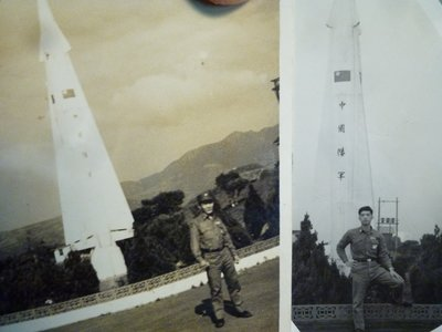 200210~中國陸軍~國軍人~飛彈單位~相關特殊(一律免運費---只有各一張)老照片~02
