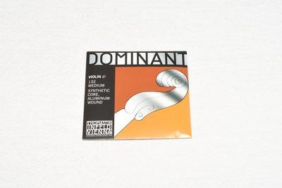 {鈺聲國際弦樂器}    小提琴單弦 奧地利THOMASTIK  DOMINANT D弦 台中市