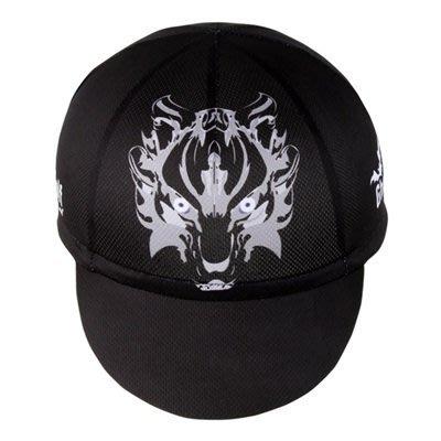 自行車 帽 運動 布帽子-個性野狼圖案帥氣腳踏車配件73nx14[獨家進口][米蘭精品]