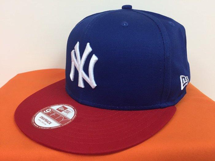[阿菊潮流工作室]New Era MLB New York Yankees Snapback Cap[免運費]
