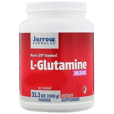 🇺🇸健身營養品*美國熱銷Jarrow Formulas L-Glutamine左旋麩醯胺酸(1公斤)大包裝