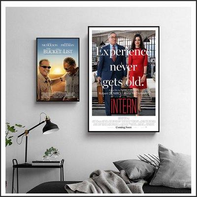 高年級實習生 一路玩到掛 我和我的冠軍女兒 海報 電影海報 藝術微噴 掛畫 嵌框畫 @Movie PoP 賣場多款海報#