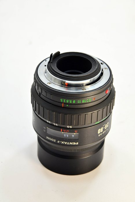 PENTAX A 28-80MM F3.5-4.5