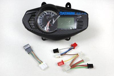 [極致工坊] 1MS 三代勁戰 改 四代勁戰 2UB 液晶 儀表 KOSO 碼錶 專用接頭 直上電路 轉接線組