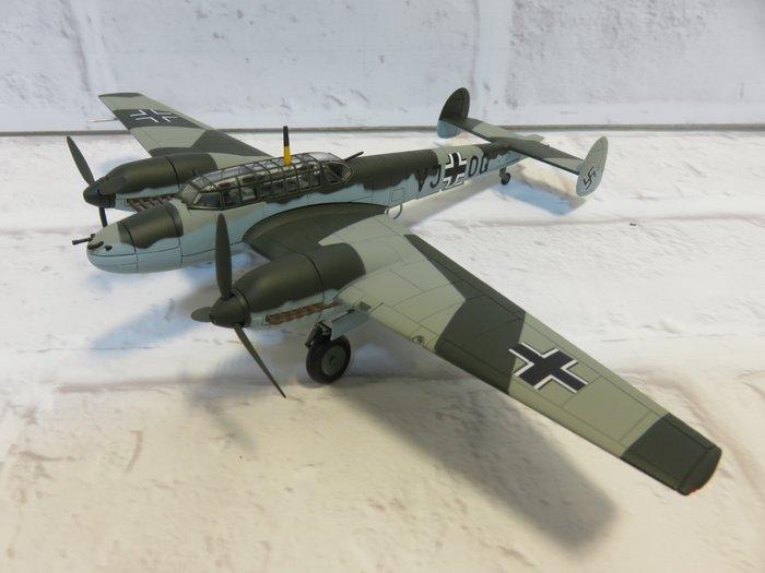 宗鑫貿易 1/72 Corgi AA38509 Messerschmitt Bf110 D 雙引擎戰鬥轟炸機