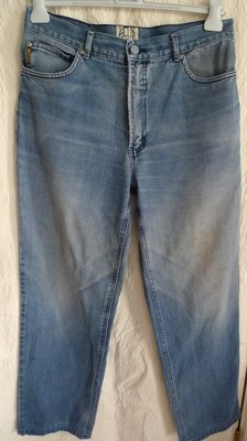 Armani牛仔褲 ,Real New BLUE Power wash by Armani Jeans ,size:36 台北市