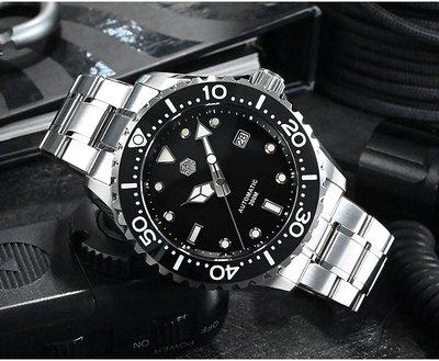 San Martin GS diver 機械錶 潛水錶