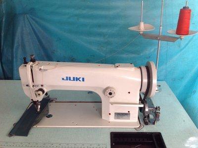 工業DY縫紉機 日本jukl,單針DY車上下送厚物料·如皮包帆布.帳篷.防水布',皮革,贈LED工作燈