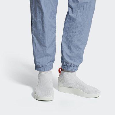 ADIDAS ADILETTE PRIMEKNIT SOCK CM8226 白色 透氣 編織 高筒 襪套 運動鞋