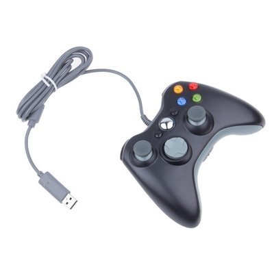 PC有線遊戲手制 副廠 USB Controller for PC