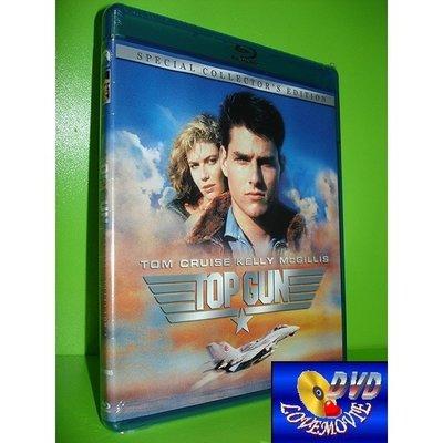 A區Blu-ray藍光正版【捍衛戰士 Top Gun(1986)】[含中文字幕] DTS-HD版全新未拆《湯姆克魯斯》
