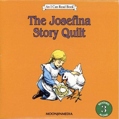 *小貝比的家*THE JOSEFINA STORY QUILT / L3 /單CD /7~12歲/汪培珽--第四階段