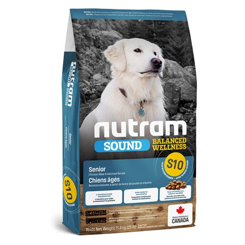 48H出貨//Nutram紐頓 犬糧11.4Kg  均衡健康S系列/專業理想I系列 犬糧*WANG*