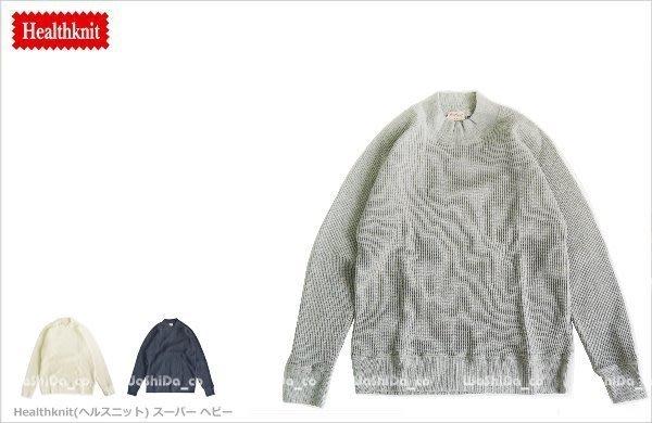 WaShiDa【994】11-2 Healthknit 美國品牌 男裝 純棉 素色 小立領 針織衫  現貨 SALE