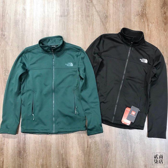 (貳柒商店) THE NORTH FACE 男 刷毛 保暖 外套 綠 NF0A366JWHV 黑 NF0A366JKX7