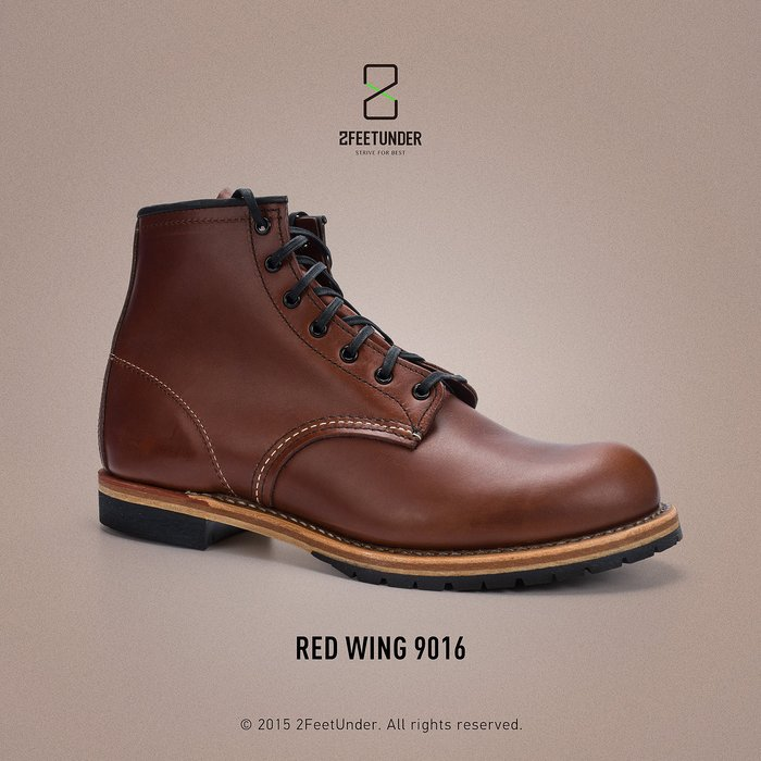 2FeetUnder - Red  Wing 9016 Beckman Boots