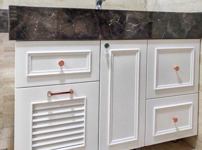 美式 輕奢質感 浴櫃 收納櫃 皆可訂製【帷圓定制】