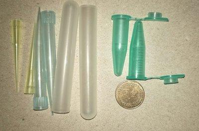 透明塑膠試管/插花試管/蘭花試管/實驗室試管~特價1元起,買100送20~可放沙子/液體
