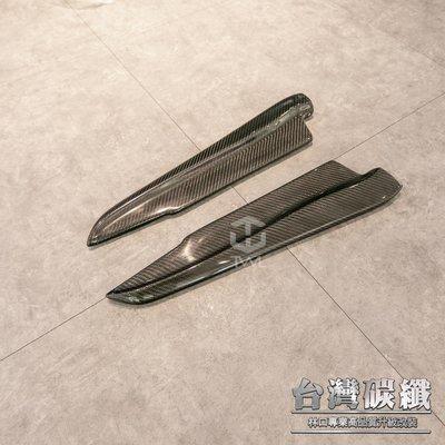 TWL台灣碳纖 全新BMW寶馬 E92 E93 M3樣式 後保桿通用 卡夢 碳纖 後保定風翼