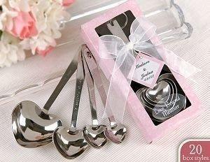 幸福愛心量勺 餐具 送客禮 婚禮小物