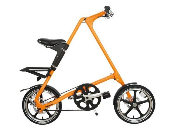 (J.J. Bike)來自英國設計的Strida LT 折疊車 ****摺疊車