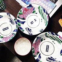 XinmOOn SUPREME SS20 Waves Ceramic Bowl 鯉魚 鯉魚躍龍門 陶瓷 碗 飯碗 湯碗
