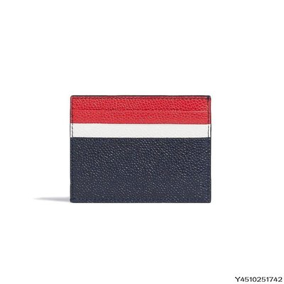 THOM BROWNE SS20 DOUBLE SIDED CARD HOLDER W慢跑休閒男女鞋