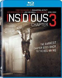 【出清價】陰兒房 第3章:從靈開始 Insidious 3 ---CTB2475