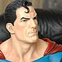 【烏龍1/2】sideshow ps3 鋼鐵英雄 DC Comics 超人 Superman 限量版 1:1 胸像 Life-Size Bust