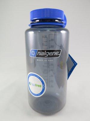 【iSport愛運動】Nalgene Tritan™ 無雙酚A 美國製 NGN 寬嘴 1L 水壺 21782025