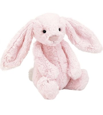 英國 JELLY CAT Bashful Bunny 31cm 粉色 (預購)