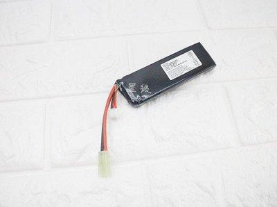 台南 武星級 7.4V 鋰電池 標準型 ( M4A1鋰鐵充電電池EBB AEG電動槍AR步槍BB槍BB彈玩具槍長槍模型
