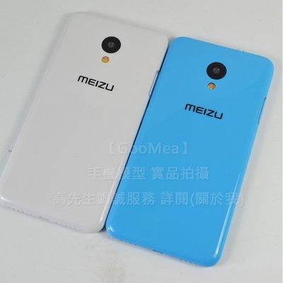 【GooMea】實拍 精仿 黑屏 魅族MeiZu魅藍 3 5.5吋 展示 模型Dummy樣品 包膜 交差 沒收 上繳 拍