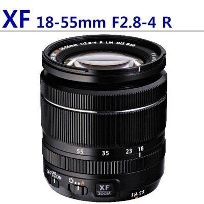 【中壢NOVA-水世界】FUJIFILM XF 18-55mm F2.8-4 R 鏡頭 平輸  一年保固  彩盒