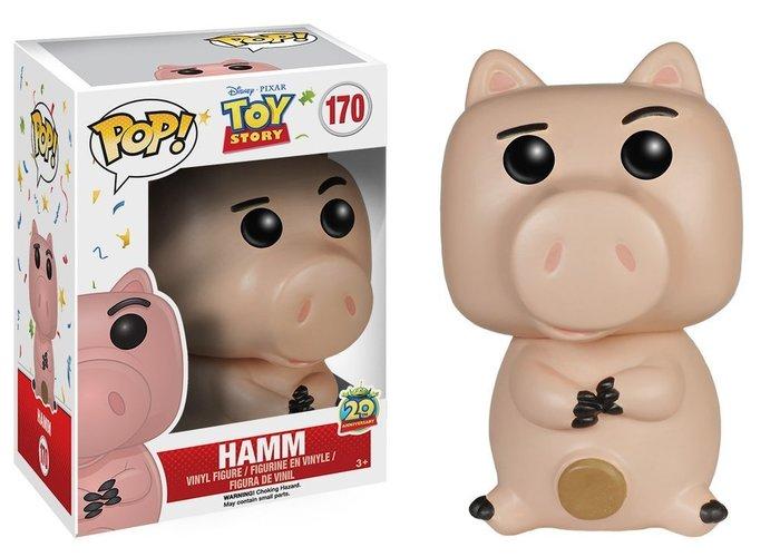 【AVANTER】代購 美國 funko pop 玩具總動員 TOY STORY 小豬款 HAMM 現貨+預購款