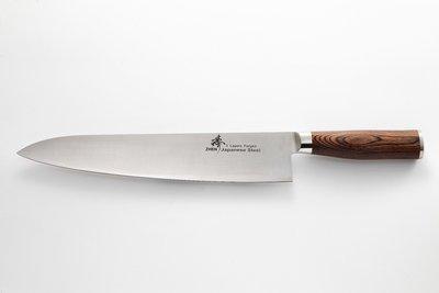 ~Zhen 臻~✩  三合鋼✩ 270mm 主廚料理刀  廚師刀、牛刀、西餐刀  ~ 核桃木柄