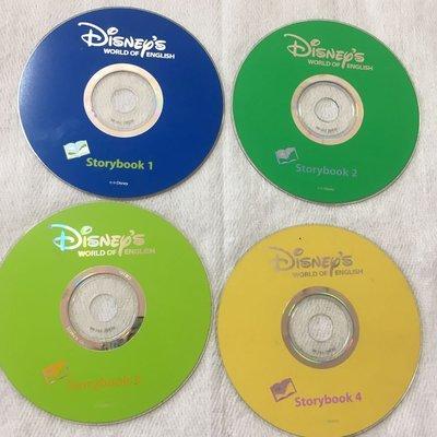 【彩虹小館7】兒童CD~Storybook(2.4.對錯活動練習)寰宇迪士尼美語DISNEYS_單片400元.不含運