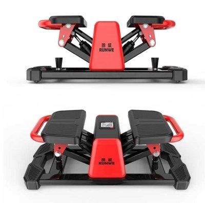 踏步機 家用機免安裝靜音登山機多功能原地腳踏機健身器材CY