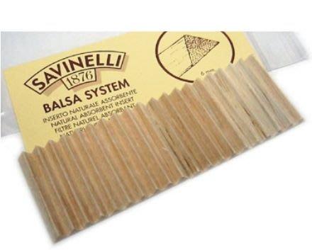 ONE*$1~義大利1876年SAVINELL沙芬《三角濾心》1袋20入裝*6mm/9mm~任選