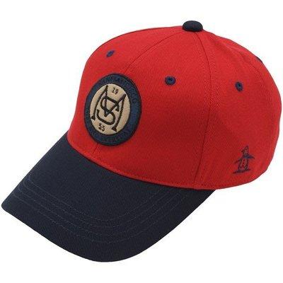 【 柒玖捌零日貨精品 】 男女皆可 全新正品 Munsingwear 企鵝 紅色深藍 棒球帽