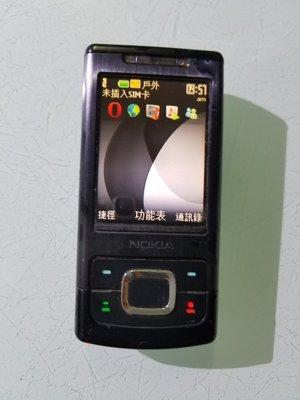 nokia 6500 功能正常 送電池 $80 要火牛加$20