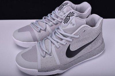 Nike Kyrie 3 EP 灰白 休閒 運動 籃球鞋 852396-001